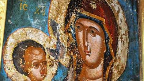 Σήμερα γιορτάζει η Παναγία Εγγυήτρια