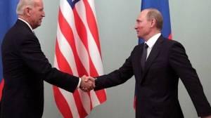 Τηλεφώνημα Μπάιντεν σε Πούτιν για Ουκρανία