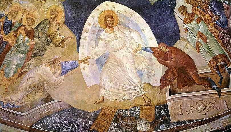 Είσαι σίγουρος πως ο Χριστός αναστήθηκε;
