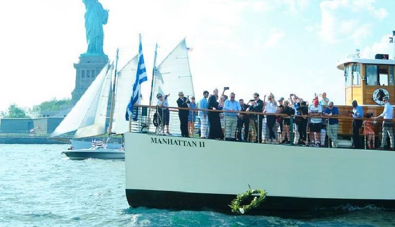 200 χρόνια 1821: Sail to Freedom από την ελληνική Ομογένεια της Νέας Υόρκης