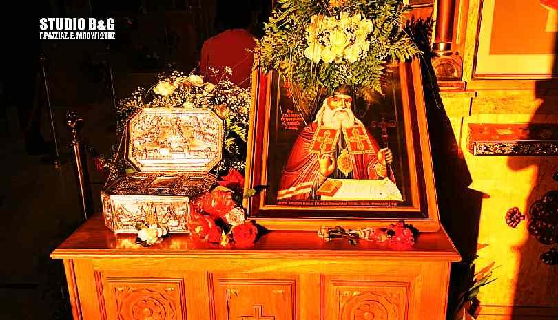 Εορτολόγιο 2021 – 11 Ιουνίου Άγιος Λουκάς ο Ιατρός
