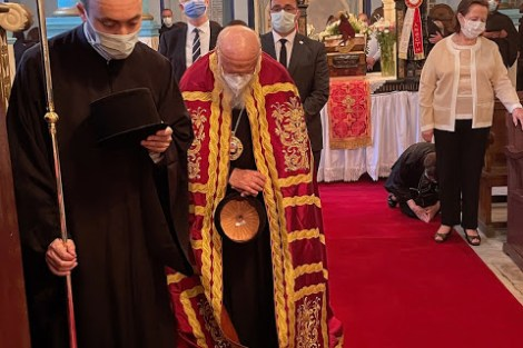 """Οικουμενικός Πατριάρχης: """"Μη φοβείσθε το μικρόν ποίμνιον""""   orthodoxia.online   αποδοση πασχα 2021   αποδοση πασχα 2021   ΕΚΚΛΗΣΙΑ   orthodoxia.online"""