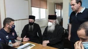 """Η """"ΑΠΟΣΤΟΛΗ"""" της Αρχιεπισκοπής σε επιφυλακή για τους πυρόπληκτους"""