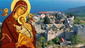 Ο μοναχός που μάλωσε η Παναγία στο Άγιο Όρος