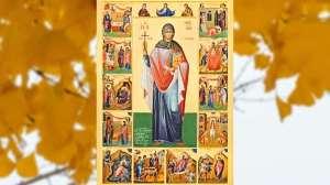 Εκκλησιαστική γιορτή σήμερα 24 Σεπτεμβρίου Αγία Θέκλα η Ισαπόστολος
