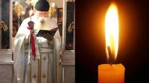 Eκοιμήθη ο Ηγούμενος της Μονής Λογγοβάρδας Αρχιμ. Χρυσόστομος Πήχος