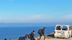 Οι Αφγανοί πρόσφυγες προβληματίζουν Φινλανδή ευρωβουλευτή