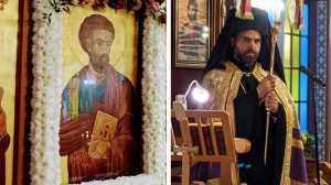 Η εορτή του Ευαγγελιστή Λουκά στο Μπέρμιγχαμ