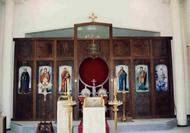 上磯ハリストス正教会・主の昇天聖堂