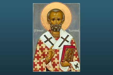 Icon of St Nicholas the Wonderworker