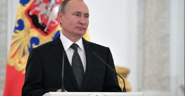 Putin: Brings to UN the issue of banning insults to religious sentiments