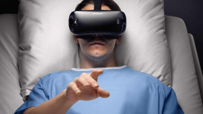 VR Reduces the Need for Sedation During Surgery by Up to 90