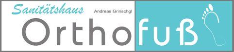 Orthofuß - Ihr Orthopädie Sanitätshaus in Kärnten und Steiermark - Logo