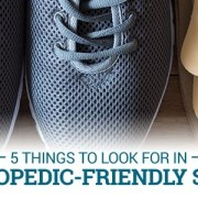 5 Things to Look for in Orthopedic-Friendly Shoes
