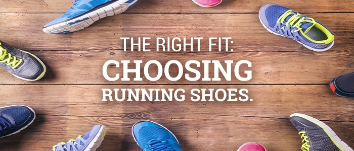The Right Fit: Choosing Running Shoes