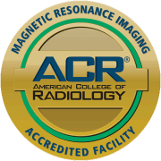 MRI ACR Accreditation Seal