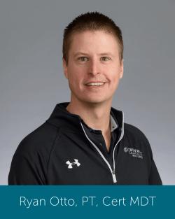 Orthopedic Institute Spine Therapist Ryan Otto