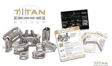 Photo of Titan Spine Expands Use of Its Surface Technology in the United Kingdom and Spain