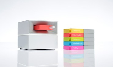 Photo of A Beautiful At-Home Medical Device That Cuts Out Trips to the Doctor