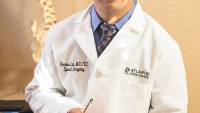 Photo of Renowned Endoscopic Spine Surgeon Dr. Kaixuan Liu Announces Opening of Park Avenue Office