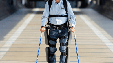 Photo of Paralyzed Man Walks Using Technology That Bypasses Spinal Cord