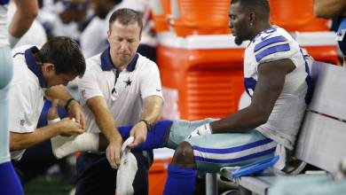 Photo of Dr. Martin O'Malley to perform foot & ankle surgery on Dallas Cowboys' Dez Bryant: 5 key notes