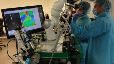 Photo of This robot is better at soft-tissue surgery than a human