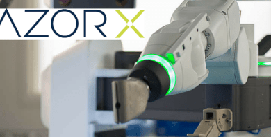 Photo of Dr. Dennis P. Devito & Dr. Kornelis Poelstra to Host Webinar on Mazor Robotics Spine Surgery Technology Following Unveiling of Mazor X(TM)