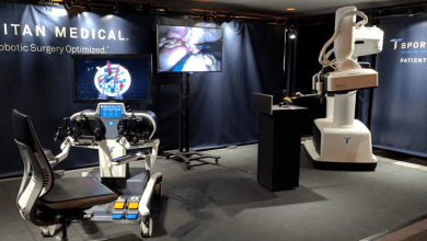Photo of Titan Medical and Ximedica Resume Development of the Sport Surgical System