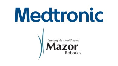 Photo of Medtronic Completes $20 Million Second Tranche Investment in Mazor Robotics