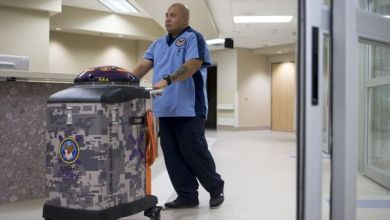 Photo of Phoenix VA Health Care System Deploys Germ-Zapping Robots to Enhance Veteran Safety; Xenex Robots Destroy Pathogens that Pose a Risk to Patients, Staff & Family Members