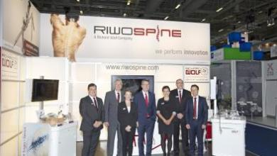 Photo of Richard Wolf establishes a new subsidiary company RIWOspine