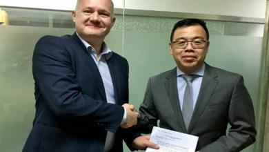 Photo of JRI Orthopaedics strengthens Chinese links