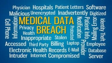 Photo of Health data breaches hit 2016 high in November
