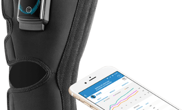 Photo of CyMedica Orthopedics® announces FDA clearance for e-vive™, the first app-driven muscle activation therapy and patient engagement solution for pre and post-operative knee surgery rehabilitation
