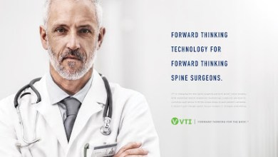 Photo of VTI ADDS PATENT FOR ITS MODULAR MOTION PRESERVATION SPINAL IMPLANT