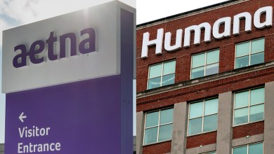 Photo of Aetna, Humana Abandon Merger, Putting Paths to Growth in Doubt