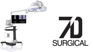 Photo of 7D Surgical Enters Into Key Distribution Agreements in the United States for Its Breakthrough Image Guidance System for Spine Surgery