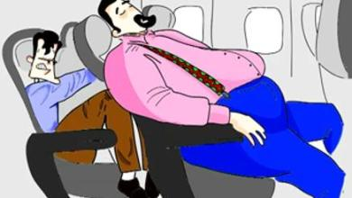 Photo of On the heavier side of the news, American Airlines sued by man 'cramped' by obese passengers