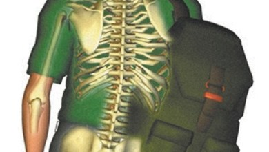 Photo of Recent Studies Show Backpacks Affect the Spine in Adolescents