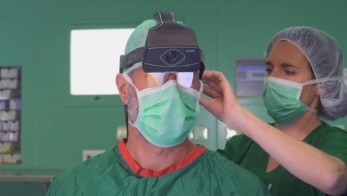 Photo of Augmedics Begins First-in-Human Clinical Trial of xvision-spine (XVS) Augmented-Reality Surgical Navigation System