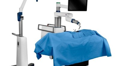 Photo of MemorialCare Long Beach Medical Center Only Hospital in Los Angeles County to Have ExcelsiusGPS®–Revolutionary Robotic Navigation Technology for Spine Surgery