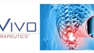 Photo of InVivo Therapeutics Announces Closing of $7.0 Million Public Offering