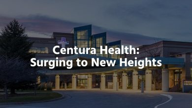 Photo of Centura Health: Surging to New Heights