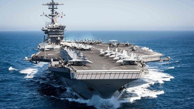 Photo of Sailors on sidelined USS Theodore Roosevelt get virus for second time