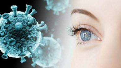 Photo of The human eye is 'susceptible' to coronavirus infection, new study warns