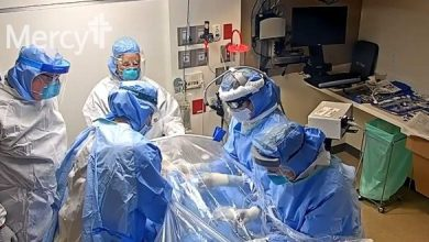 Photo of Mercy Creates Bubble Environment for High-risk COVID-19 Surgery