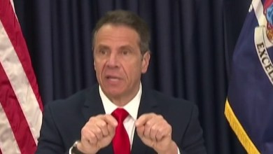 Photo of Cuomo touts New York's decline in hospitalizations, effectively reverses mandate linked to nursing-home deaths