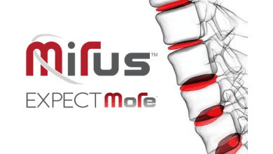 Photo of MiRus™ Announces First Clinical Use of the MiRus™ 3DR™ Printed Lumbar Interbody Fusion System