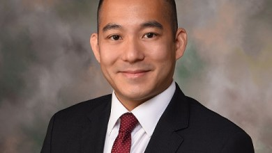 Photo of University Orthopedics Welcomes Dr. Andrew Chen to Sports Medicine Team